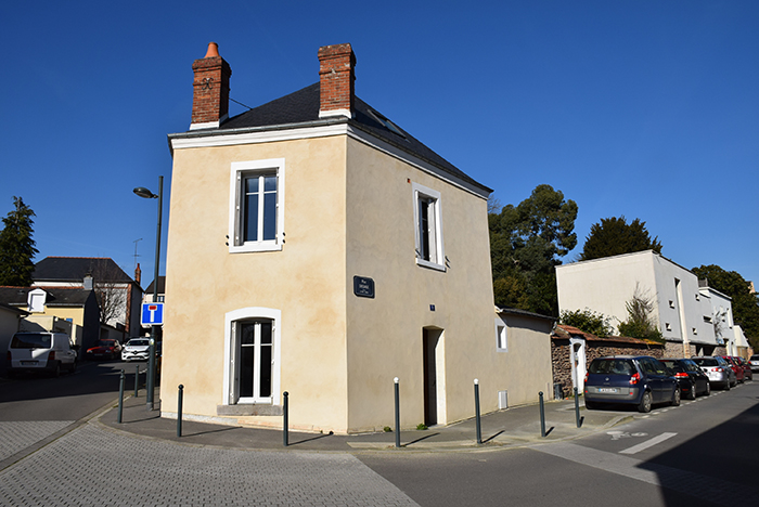 restauration façade chaux